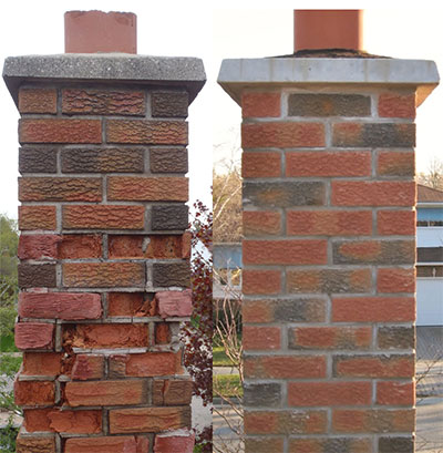 pittsburgh chimney repair repointing